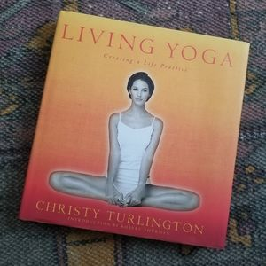Living Yoga by Christy Turlington